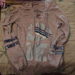 Hoodie sweatshirt fairly new